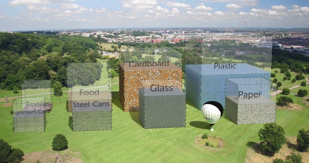 Bristol Balloon Fiesta films bring recycling alive