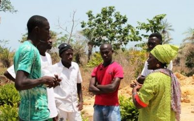 WasteAid UK: Helping communities tackle the waste crisis in West Africa